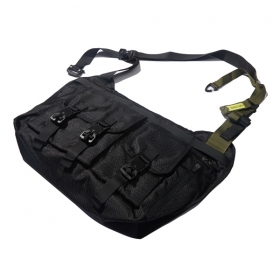[PUPIL TRAVEL] FOG-B01 Shoulder Bag 테크웨어 가방