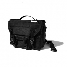 [PUPIL TRAVEL] PT-B07 MOLLE SYSTEM MESSENGER BAG 테크웨어 몰리 시스템 메신져백